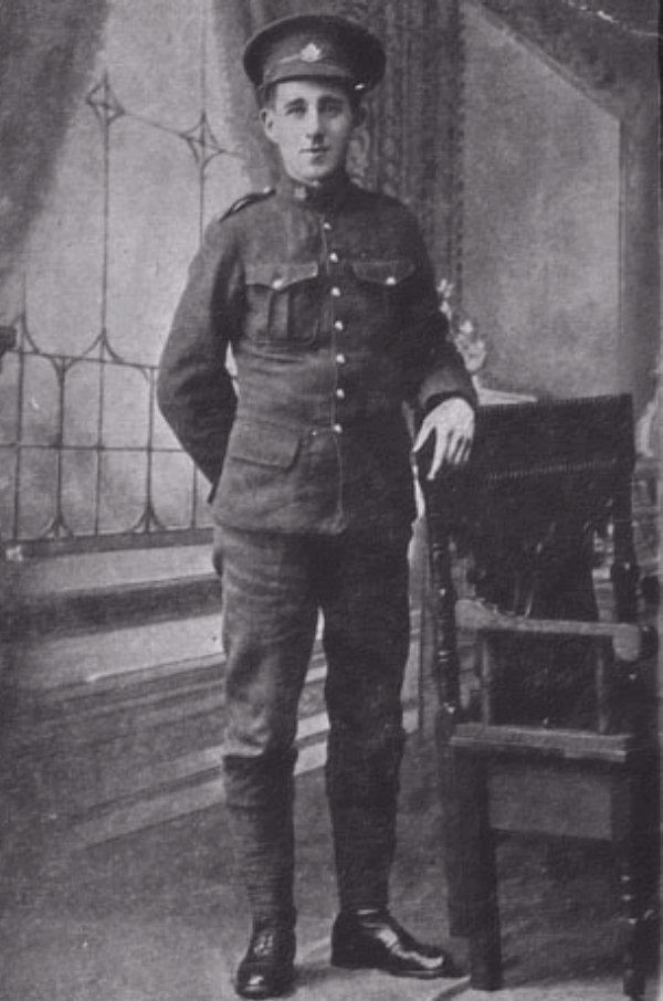 Photo of John Robertson