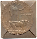 Memorial Plaque– Submitted for: Operation Picture Me