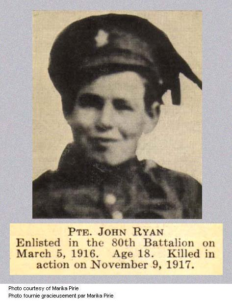 Photo of John Ryan