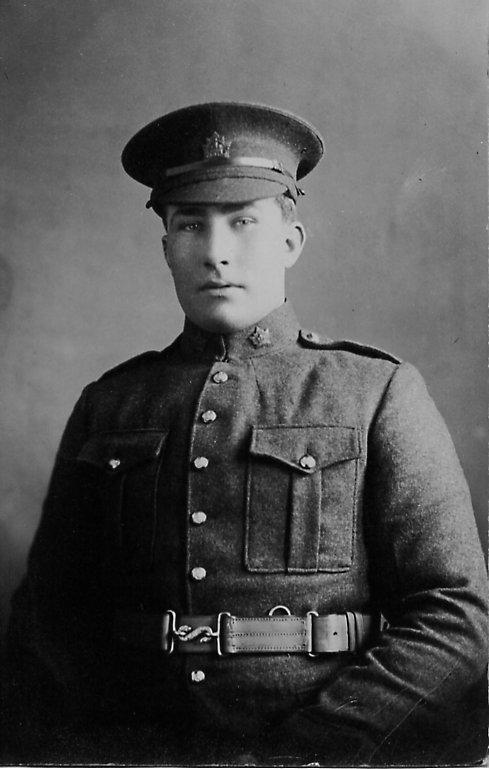 Photo of John (Jack) Edward Sawtell