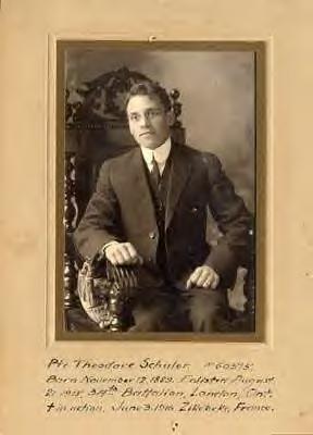 Photo of Theodore Schuler
