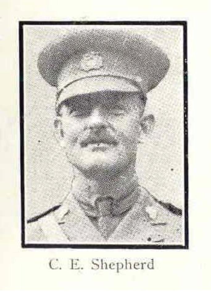 Photo of Edwin Charles Shepherd