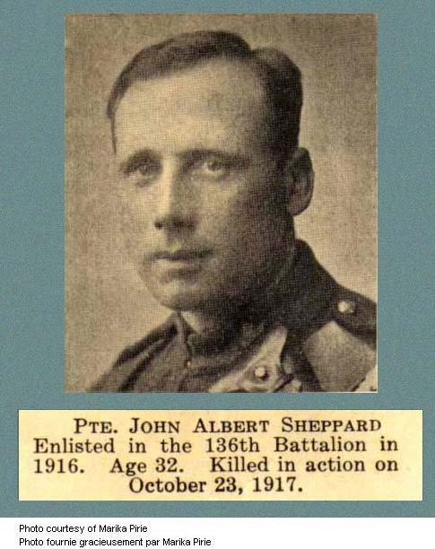 Photo of John Albert Sheppard