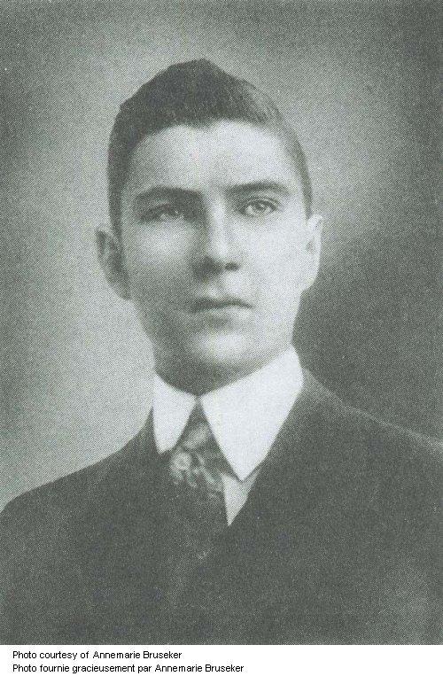 Photo of Stanley Richard Shore