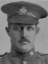 Photo of John Sargeant– Pte Fred A Smith from the December 1918 edition of The Christmas Echo published in London Ontario -- And in the Morning