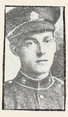 Photo of WILLIAM IRVIN TAYLOR– Photo from the National Memorial Album of Canadian Heroes c.1919. Submitted for the project, Operation: Picture Me.