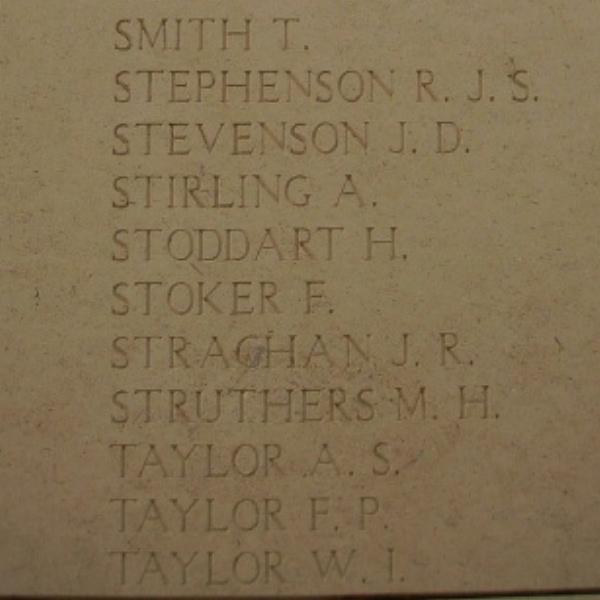 Inscription on Menin Gate Memorial– Photo courtesy of Marg Liessens