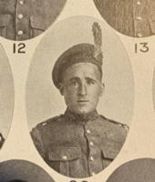 Photo of George Carr Thompson– Private A coy 85th Nova Scotia Highlanders