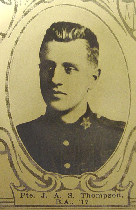 Photo of John Thomspon