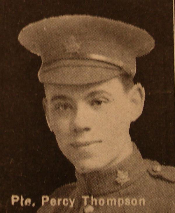 Photo of Percy Thompson