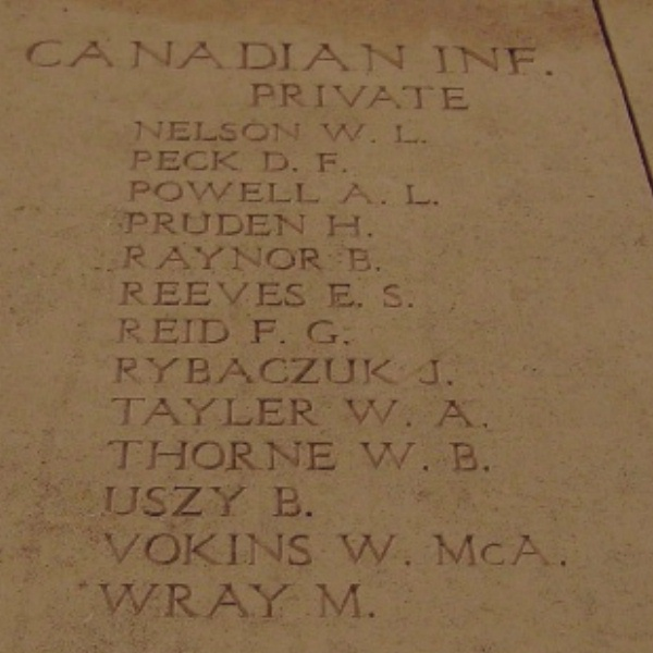 Inscription on Menin Gate Memorial– Photo courtesy of Marg Liessens