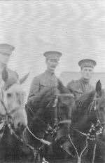Photo of Carey Judson Tupper– Great Grandpa Tupper (centre)