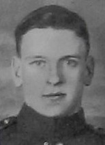Photo of Edward Turner– Pte E Turner as pictured in the December 1918 edition of The Christmas Echo published in London Ontario