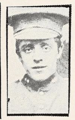 Photo of ALBERT WATERFIELD– Photo from the National Memorial Album of Canadian Heroes c.1919. Submitted for the project, Operation: Picture Me.