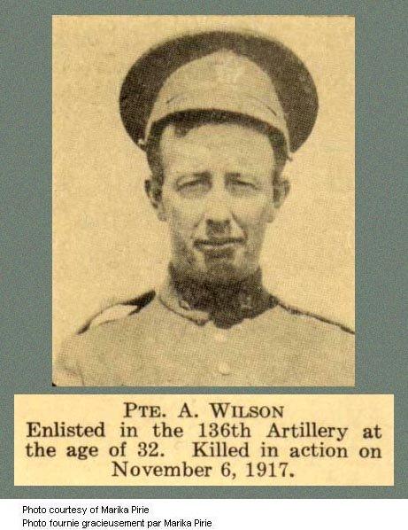 Photo of Alexander Wilson