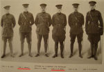 Officers of 4th Company, 27th Battalion