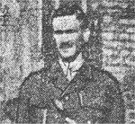 Newspaper Clipping– Photograph that appeared in the Toronto Evening Telegram on October 13th, 1917.