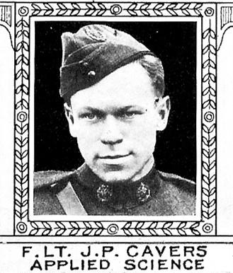 Photo of James Cavers