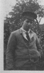 Photo of William Chapman– William in uniform