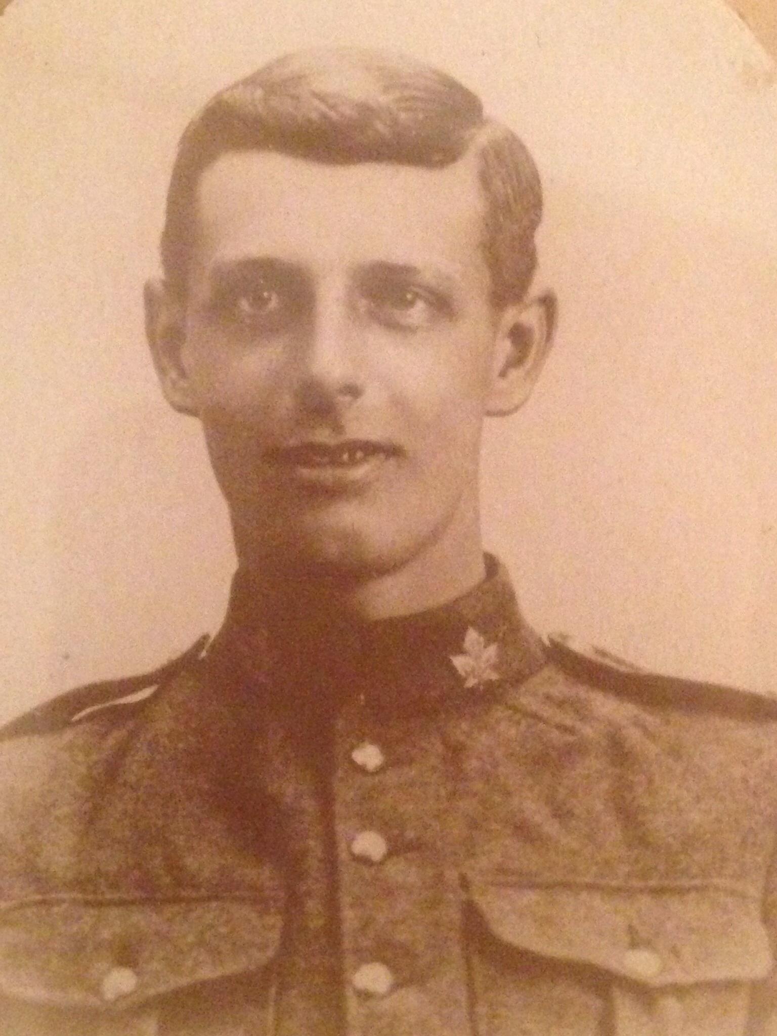 Photo of WILLIAM GARMSTON CHAPMAN– William Chapman.