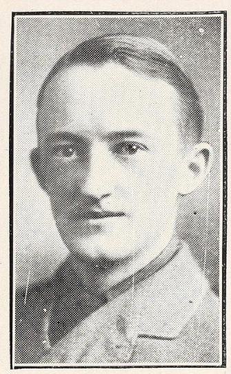 Photo of JAMES CUTHBERT HARTNEY– Photo from the National Memorial Album of Canadian Heroes c.1919. Submitted for the project, Operation: Picture Me.