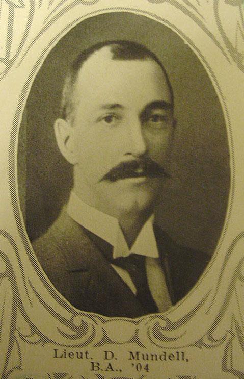 Photo of David Mundell