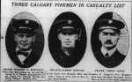 Newspaper Clipping– Calgary Herald May 26, 1915.