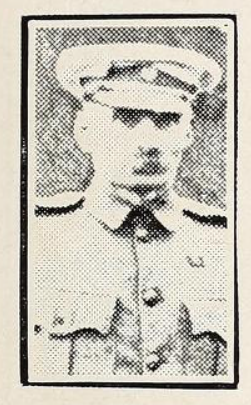 Photo of FREDERICK WILLIAM CAMPBELL– Photo from the National Memorial Album of Canadian Heroes c.1919. Submitted for the project, Operation: Picture Me.