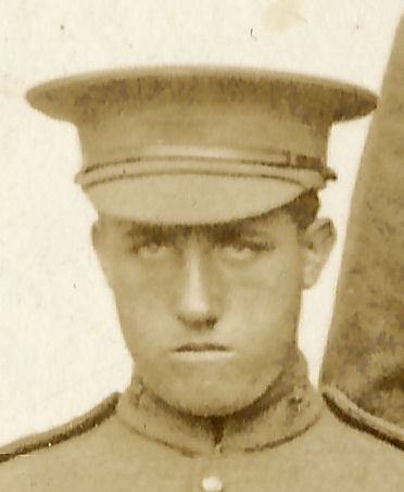 Close up photo of Alfred Clark