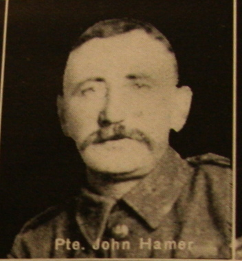 Photo of John Hamer
