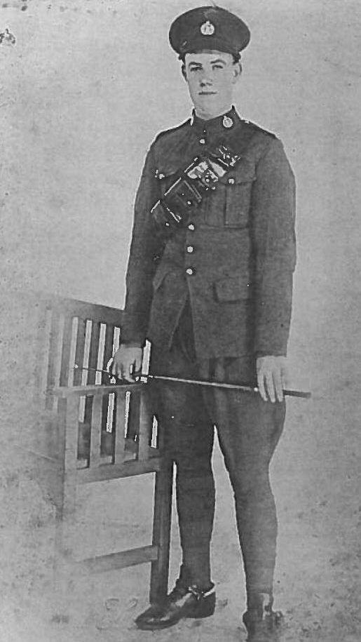 Photo of Albert Miller