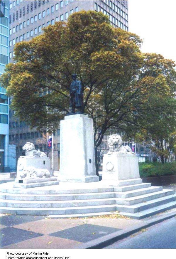 Monument commémoratif des Fils d¿Angleterre