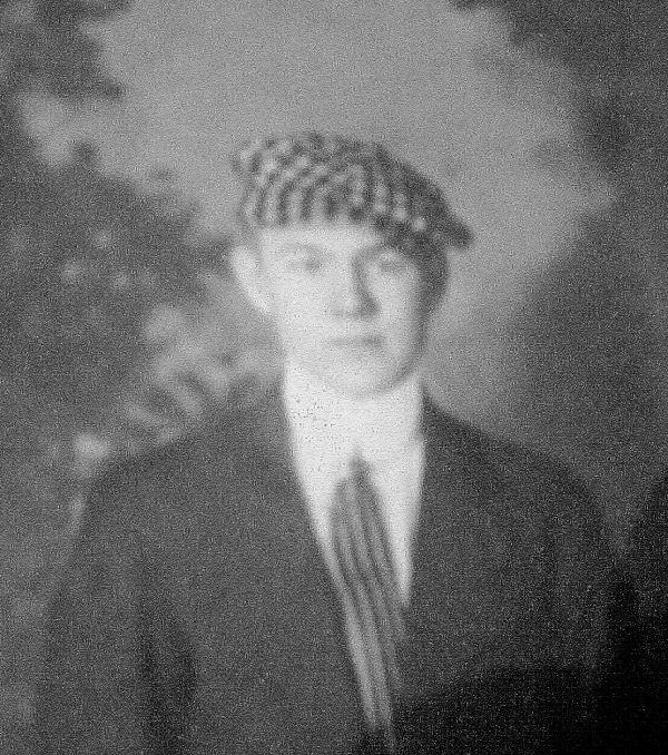 Photo of Burton Murchie