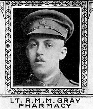 Photo of Robert Gray