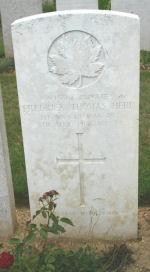 Grave marker– Photo courtesy Wilf Schofield, London