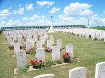Cemetery– Photo courtesy of www.forgetmenotwargraves.webeden.co.uk