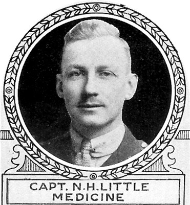 Photo of Neville Little