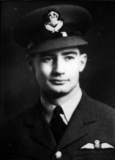 Photo of Andrew Albert McNaughton– in uniform.