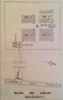 Cemetery Plan– Submitted for the project, Operation Picture Me