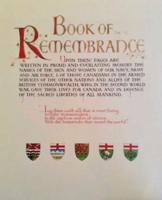 Book of Remembrance– Submitted for the project, Operation Picture Me