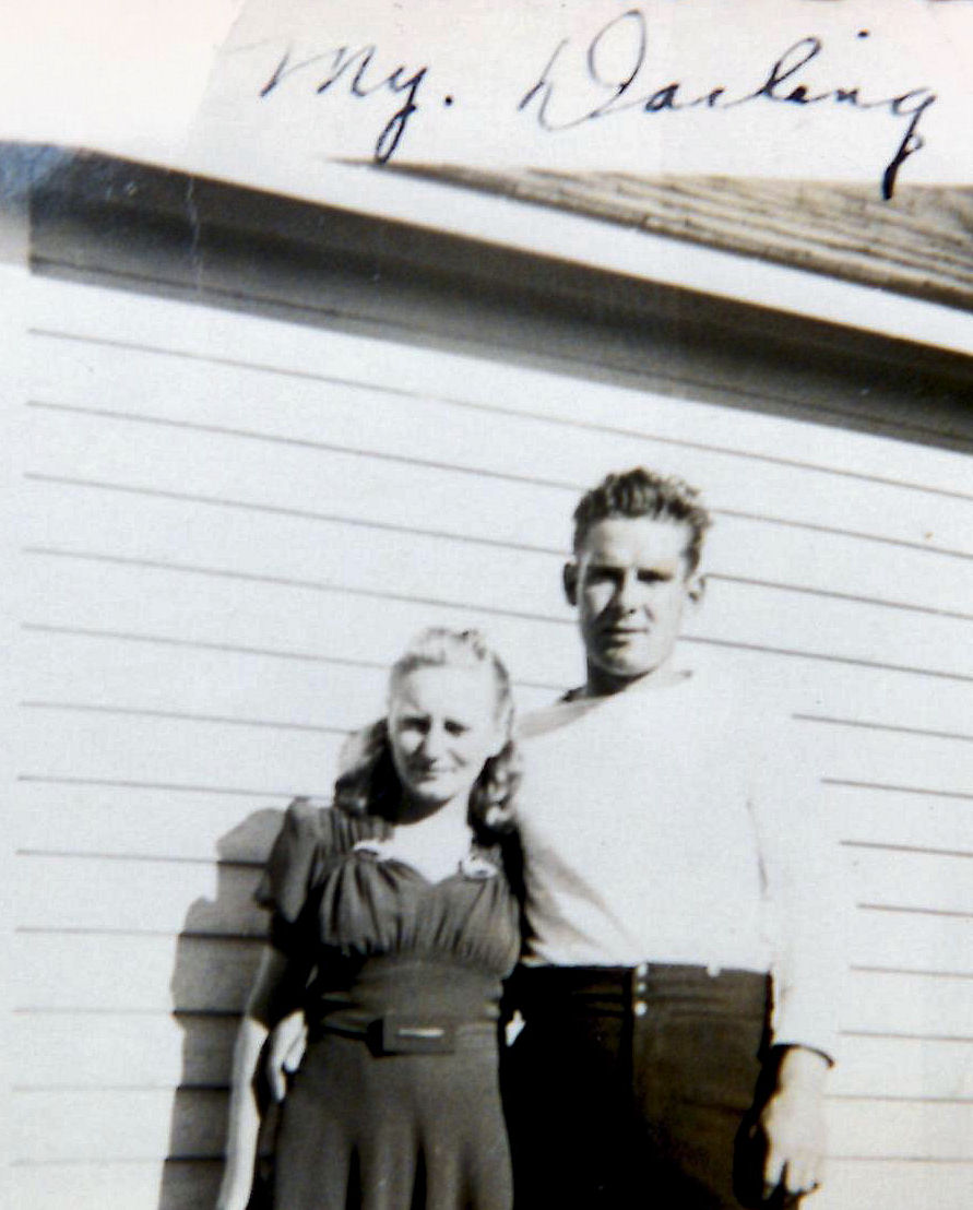 Photo de Gordon et Erma.