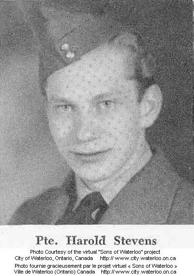 Photo of Harold Stevens