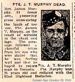 Newspaper Obituary 2