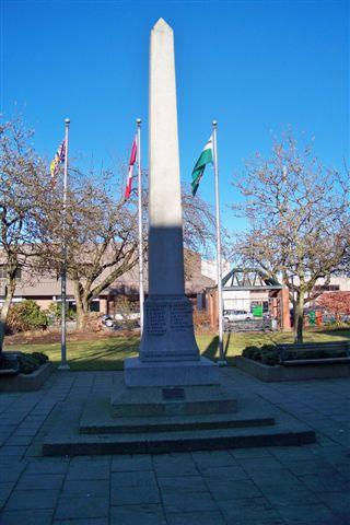 Port Coquitlam Cenotaph