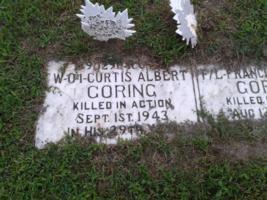 Memorial– Hillsdale Cemetery, Petrolia, Ontario - family's commemorative gravemarker, not burial location