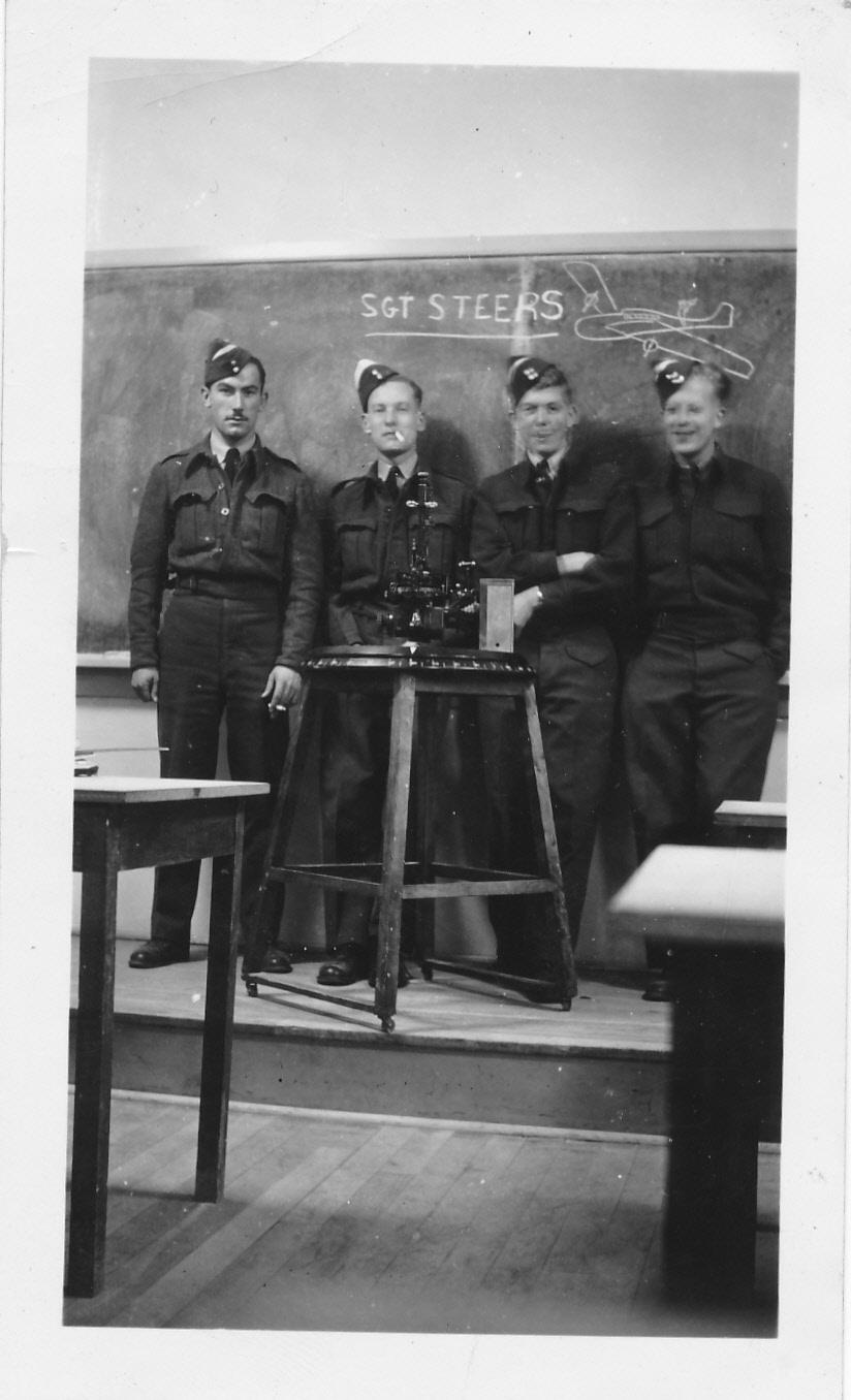 Group Photo– GORDON HOGGARD TRAINING AT PRINCE ALBERT OR DAFO SASKATCHEWAN