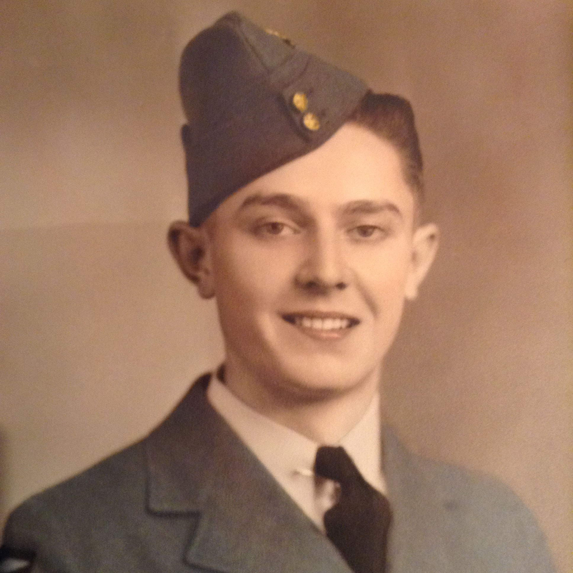 "Photo of Joseph Noel Charles ""Chuck"" Hornidge"