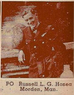 Photo of Russel Hosea