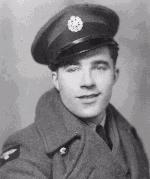 Photo of Arthur O'Quinn– Arthur O'Quinn in his uniform.