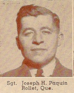 Photo of Joseph Hector Paquin